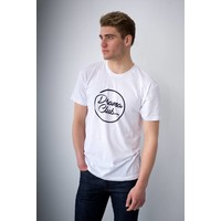 Drama Club Soft White Tee Shirt
