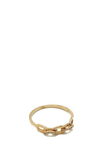 Tilda Biehn Aurora Band Diamond Ring