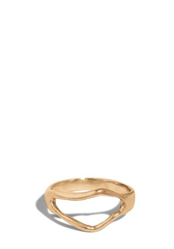 Bario Neal Bend Ring