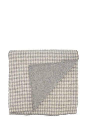 Woolrich Mini Buffalo Double Face Wool Blanket