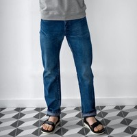 13oz Selvedge Narrow Jean