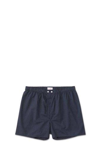 Derek Rose Modern Fit Cotton Boxer Shorts