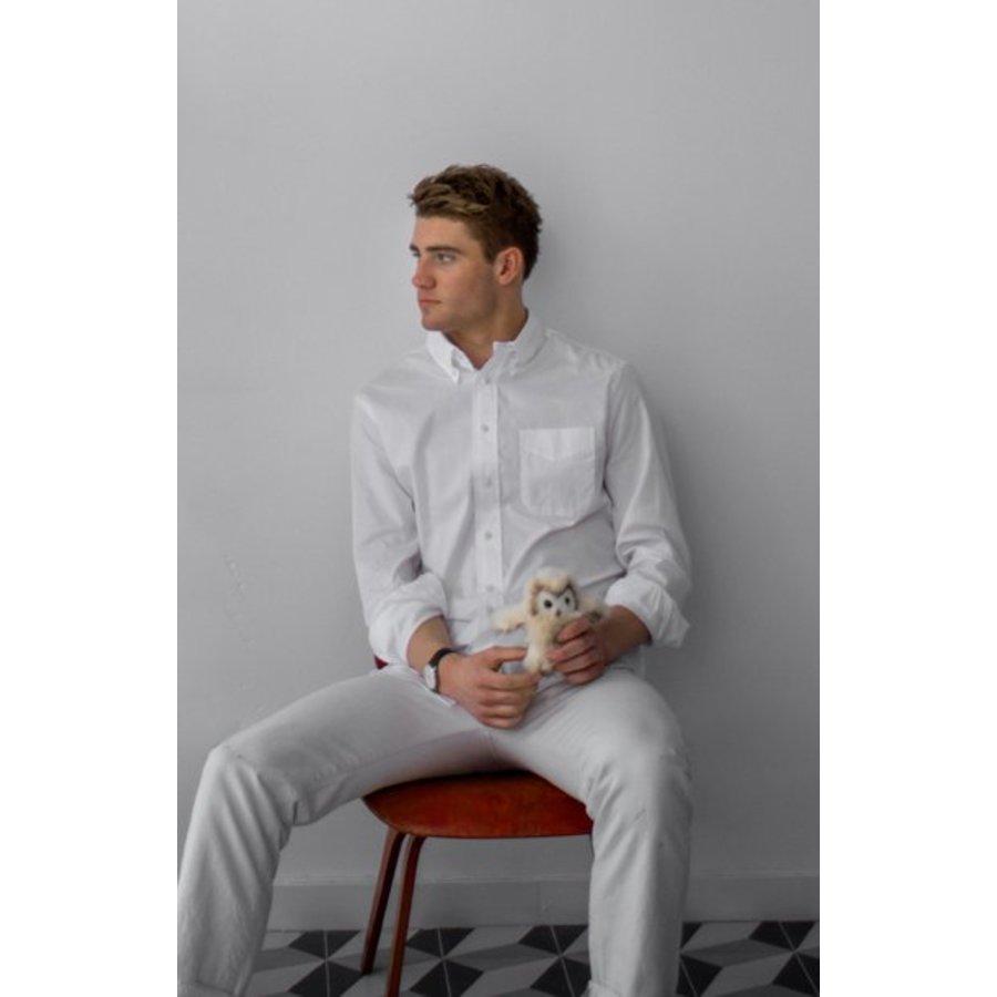 Zephyr Oxford Shirt