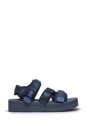 Suicoke KISEE Three Strap Platform Sandal