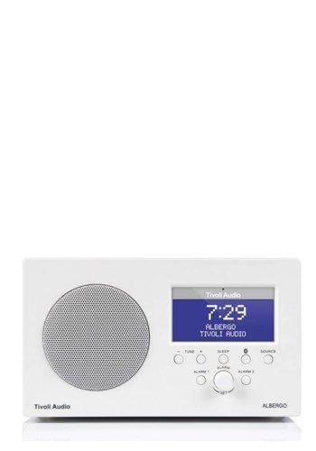 Tivoli Audio White Albergo Stereo