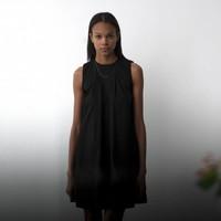 Cotton Poplin Cooper Dress