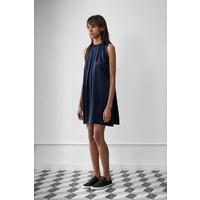 Silk Crepe Cooper Dress