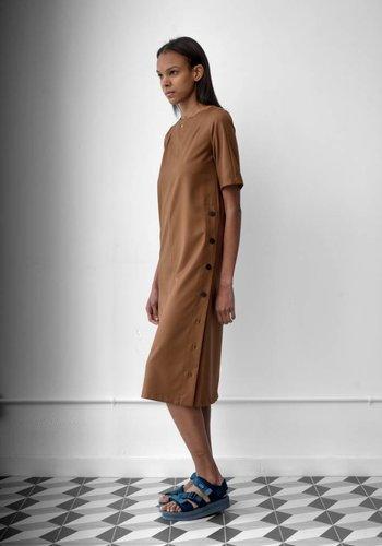 Wolcott:Takemoto Hamlet Twill Dress