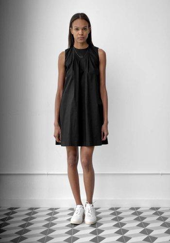 Wolcott:Takemoto Cotton Poplin Cooper Dress