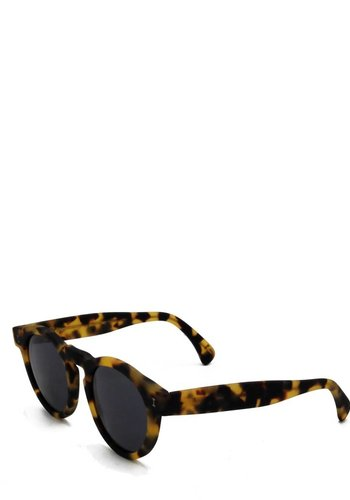 Illesteva Tortoise Leonard Sunglasses