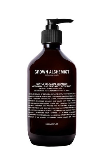 Grown Alchemist Gentle Geranium Gel Cleanser