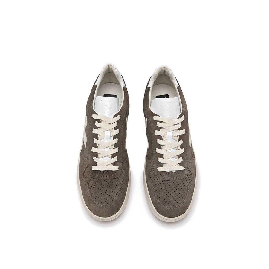 V-10 Suede Sneaker