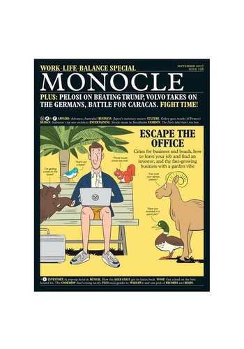 Monocle Issue No. 106