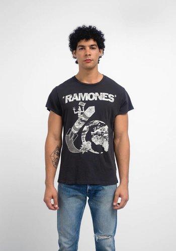 Madeworn Ramones Rocket Tee