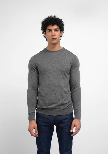 Sunspel Merino Crew Neck Jumper