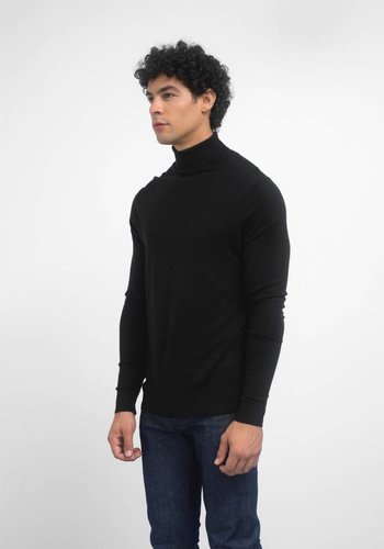 Sunspel Merino Roll Neck Jumper