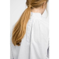 High Neck Collar Pullshirt