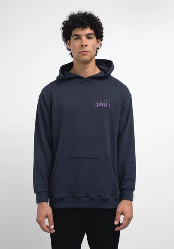 Robert Geller Love and War Hoody Sweatshirt