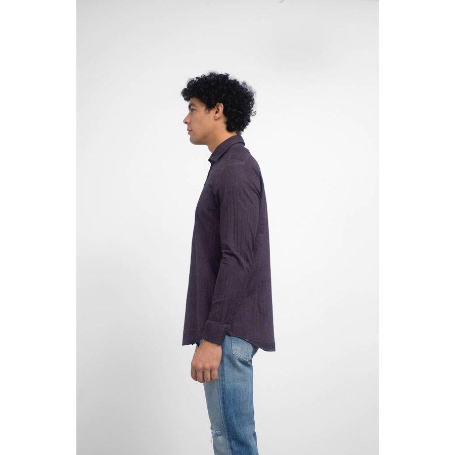 Cotton Watercolor Buttondown Shirt