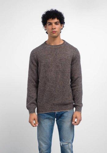 Massimo Alba Alpaca Crewneck Sweater