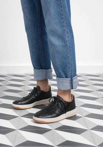 Veja V-10 Bastille Leather Sneaker