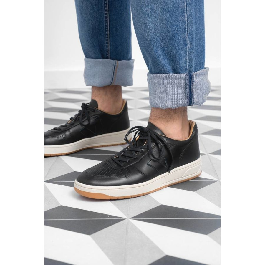 V-10 Bastille Leather Sneaker