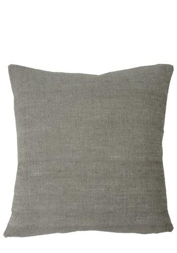"Bole Road Textiles Allen Grey 20"" x 20"" Pillow"