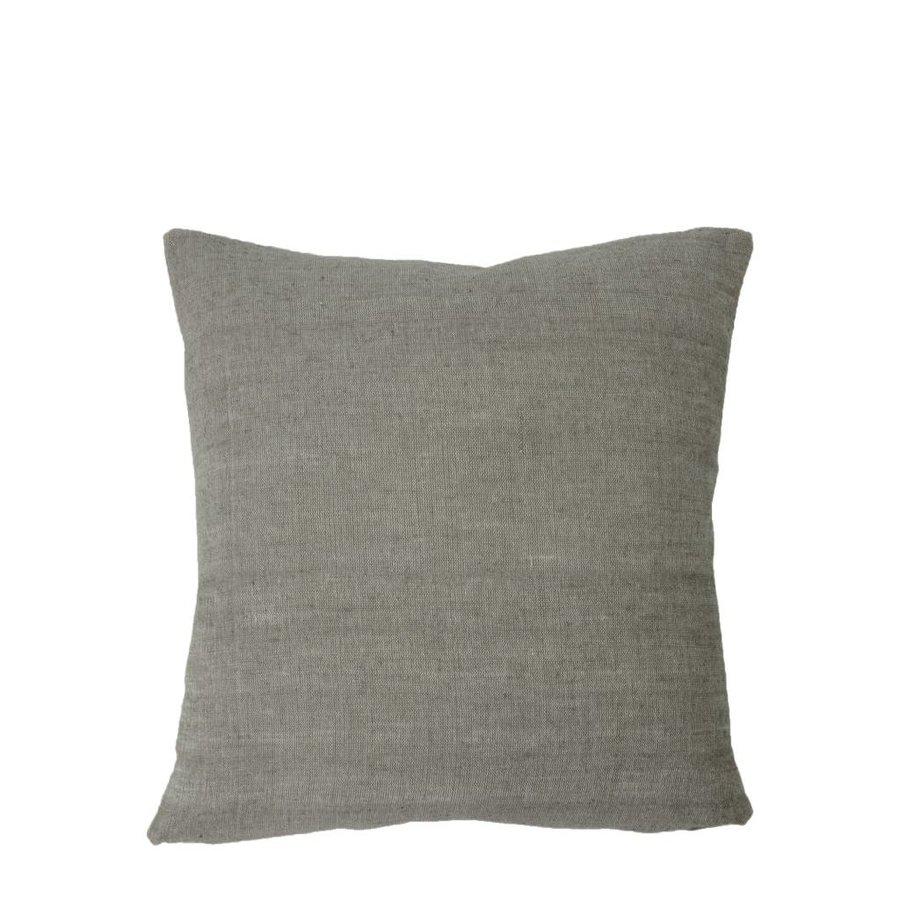 """Allen Grey 20"""" x 20"""" Pillow"""