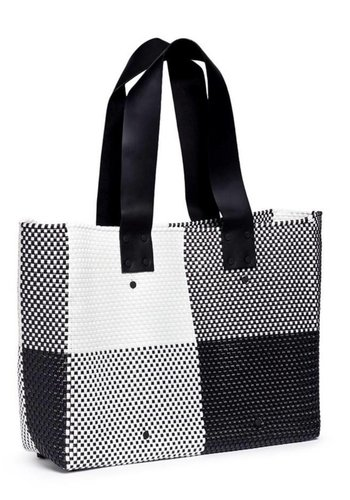 Truss Large Leather Handle Tote