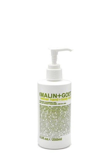 Malin + Goetz Vetiver Hand + Body Wash Pump