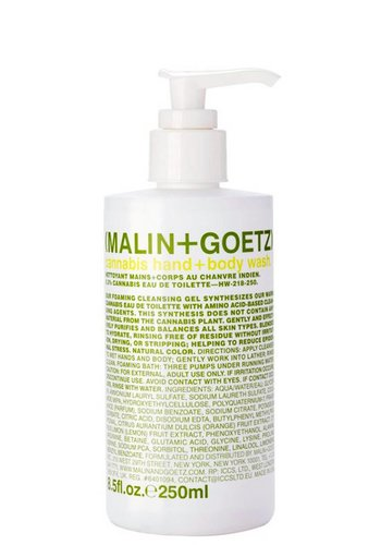 Malin + Goetz Cannabis Hand+Body Wash