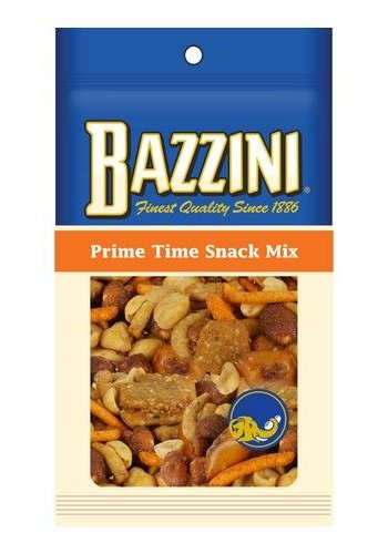 House of Bazzini Prime Time Snack Mix