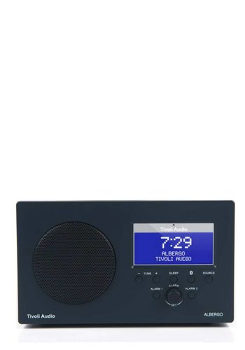 Tivoli Audio Black Albergo Stereo