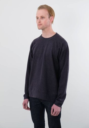 Jungmaven Sierra Raglan Yarn Dyed Fleece Pullover