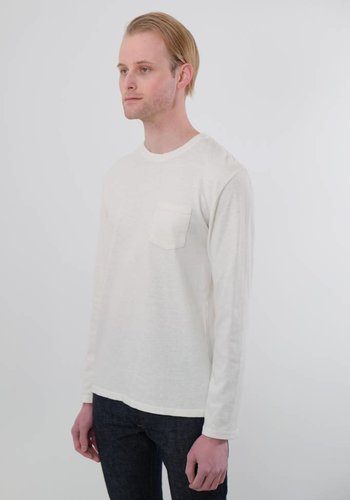 Jungmaven 10oz Long Sleeve Pocket Tee