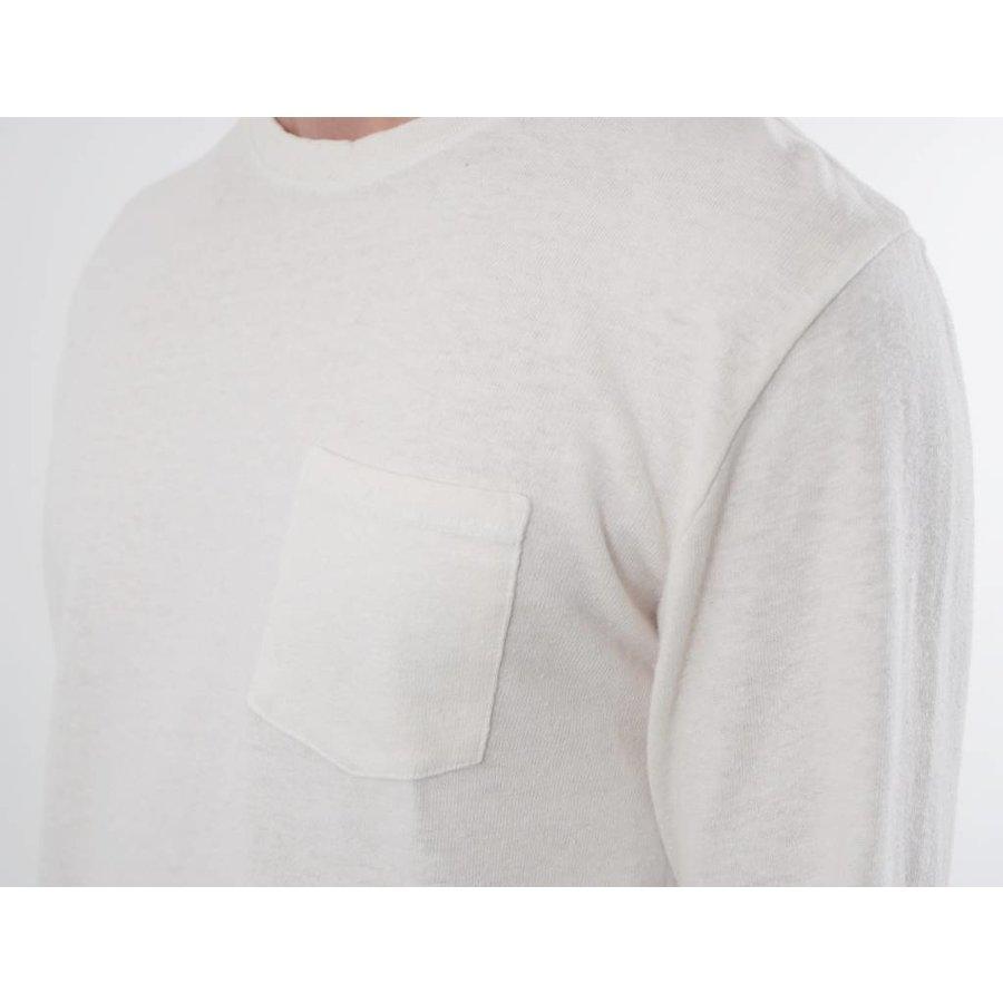 10oz Long Sleeve Pocket Tee