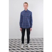 Long Sleeve Archive Plaid Shirt