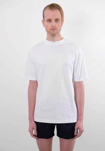 Sunspel Mock Turtle T-Shirt