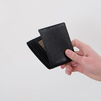 Full Tannin Soft Leather Wallet