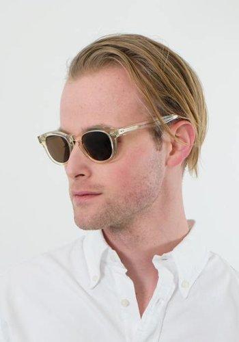 Illesteva Clear Murdoch Sunglasses