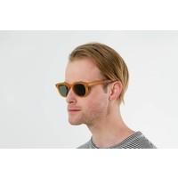 Matte Blond Murdoch Sunglasses