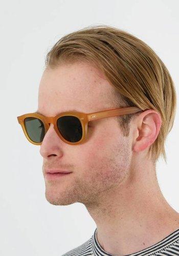 Illesteva Matte Blond Murdoch Sunglasses