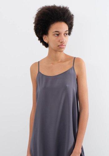 Sunspel Silk Voile Slip Dress