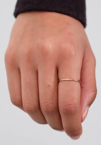 Susumi Studio 14k Yellow and Rose Gold Shared Ring