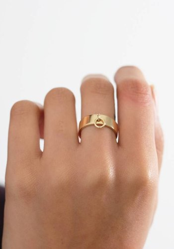 Susumi Studio 14k Collar Ring