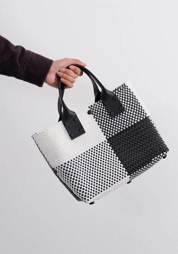 Truss Leather Handle Cross-Body Bag