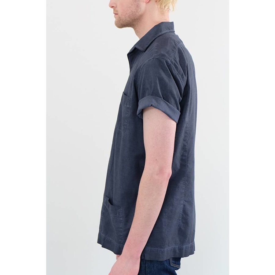 Sestri Over Dyed Short Sleeve Solin Shirt