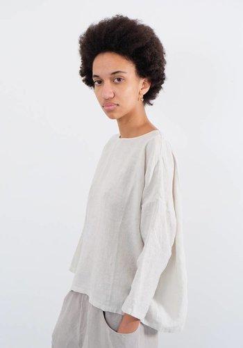 Evam Eva Linen Pullover