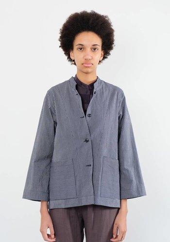 Wrk-Shp Yarn Dyed Twill Cotton Lis Chore Jacket