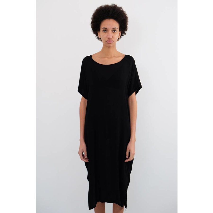 Tage Crinkle Rayon Dress